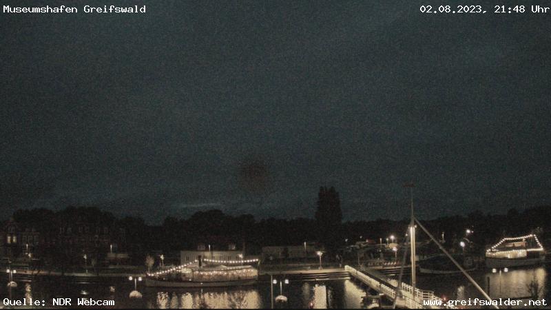 Webcam Greifswald-Wieck